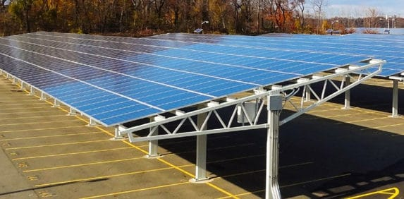 Solar for Commercial & Industrial