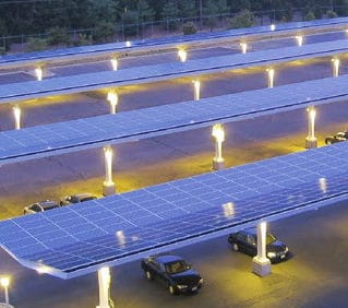 Commercial Solar PPA's