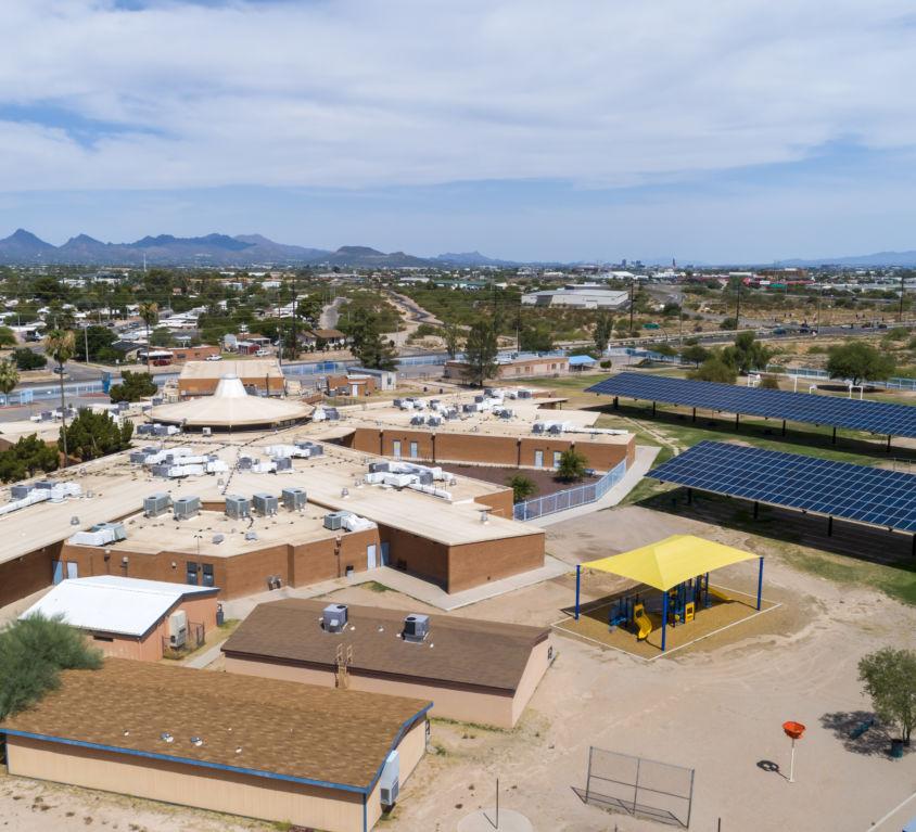 Los Ninos Elementary School – 301.5kW