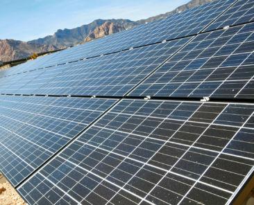 desert solar