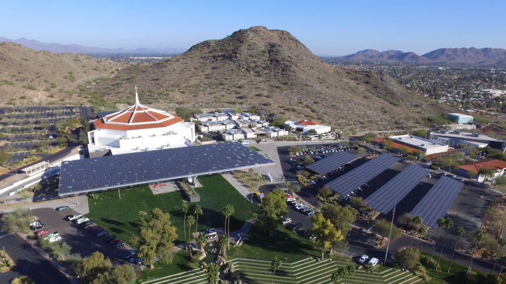 Solar for Religious Institutions